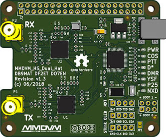 MMDVM_HS_Dual_Hat