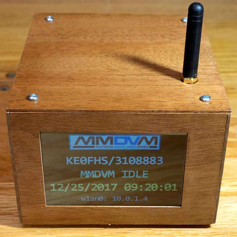 Amateur radio: Hotspots